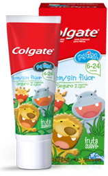 My First Colgate<sup>®</sup> 6 a 24 Meses